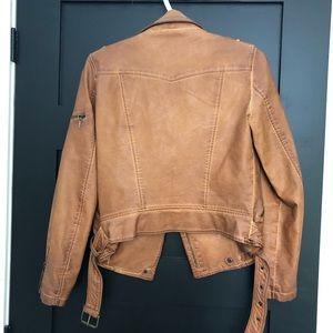 Zara Jackets & Coats - Zara trafaluc Faux leather jacket